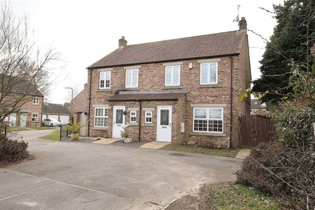 Thumbnail Semi-detached house to rent in Baffam Court, Baffam Lane, Brayton, Selby
