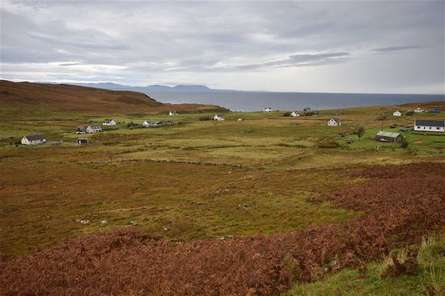 Thumbnail Land for sale in North Erradale, Gairloch, Ross-Shire