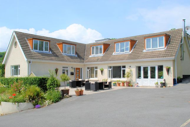 Thumbnail Detached house for sale in Pleasant Valley, Stepaside, Narberth