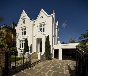Thumbnail Detached house to rent in St Johns Wood, London