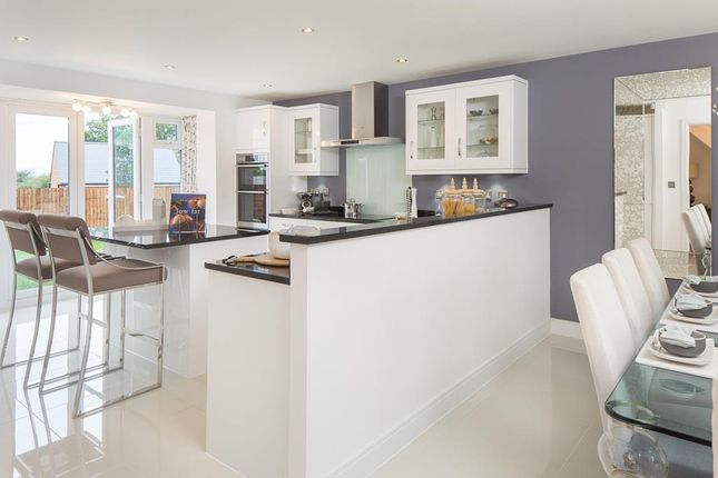 """Thumbnail Detached house for sale in """"Moorecroft"""" at Barley Fields, Thornbury, Bristol"""