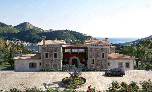 Thumbnail Property for sale in Unique Estate, Port Andratx, Mallorca