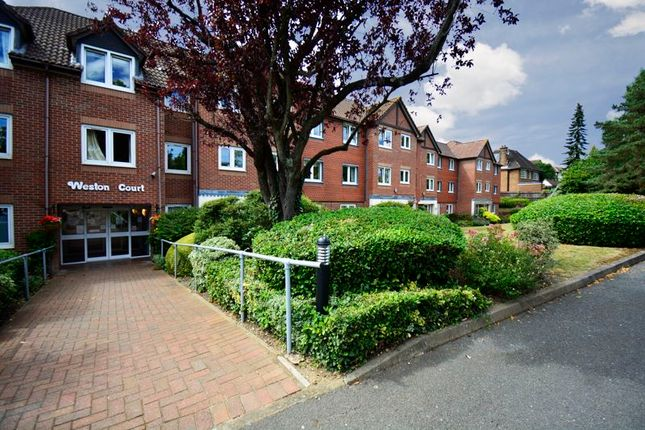 Thumbnail Flat for sale in Weston Court, Whetstone