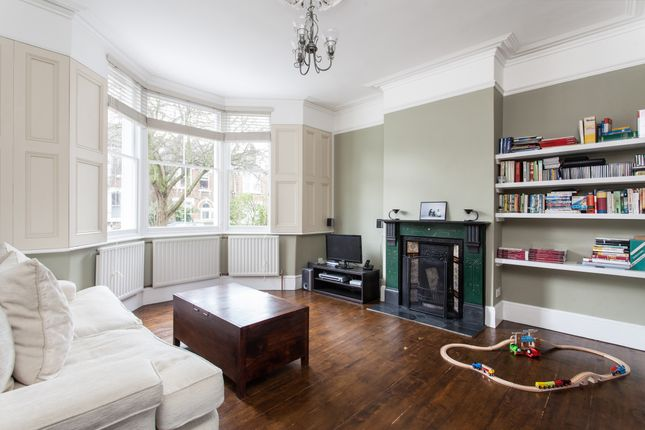 Thumbnail Terraced house to rent in Ashmead Road, London