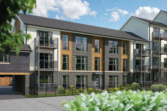 """2 bed flat for sale in """"Goldcrest House"""" at Mansell Road, Patchway, Bristol BS34"""