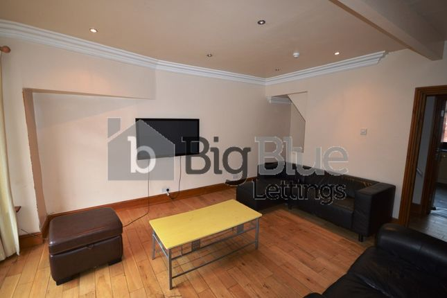 Thumbnail Terraced house to rent in Manor Drive, Hyde Park, Six Bed, Six Bed