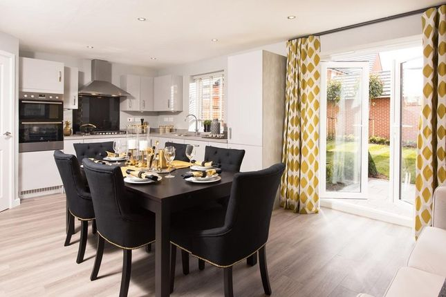 "4 bedroom detached house for sale in ""Dalmally"" at Barochan Road, Houston, Johnstone"