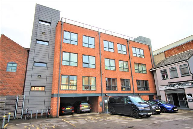 Thumbnail 1 bed flat to rent in Mowbray Street, Sheffield, Sheffield