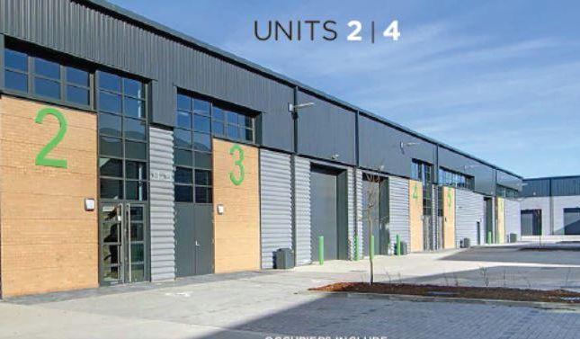 Thumbnail Light industrial to let in Unit 4, Egham Business Park, Ten Acre Lane, Egham, Surrey