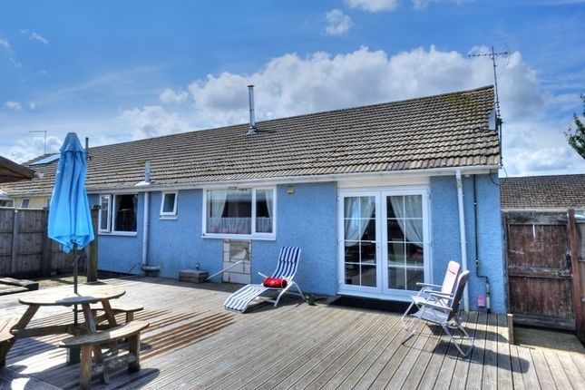 Thumbnail Semi-detached bungalow for sale in Ambleside, Fakenham