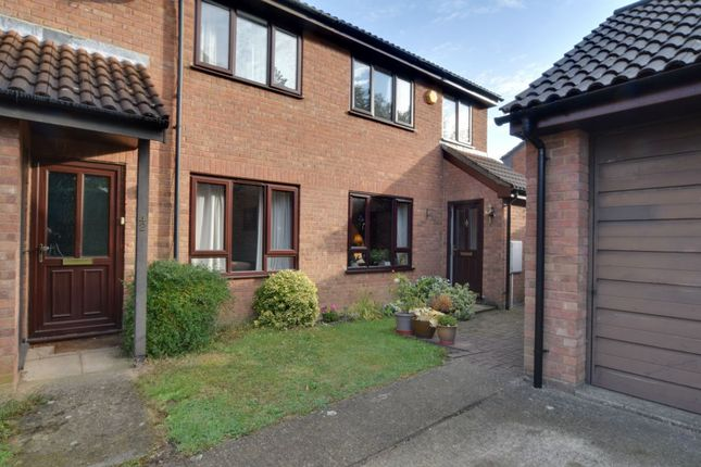 Thumbnail End terrace house for sale in Wynn Close, Baldock, Hertfordshire