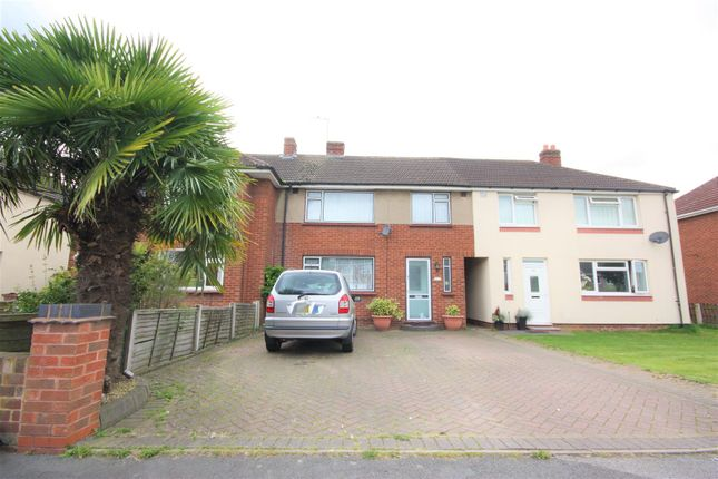 Thumbnail Terraced house to rent in Curborough Road, Lichfield