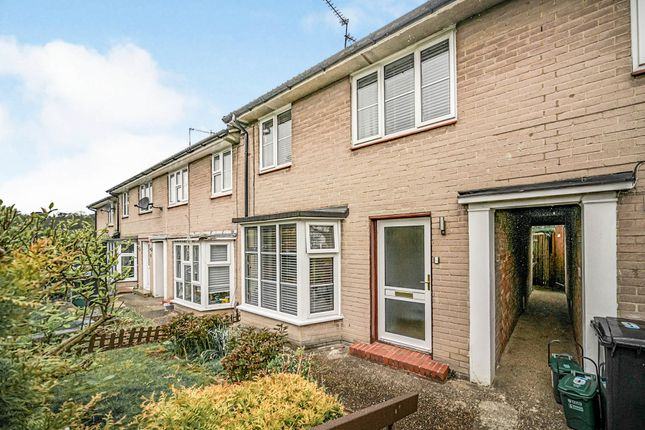 Thumbnail Terraced house for sale in Summer Dale, Welwyn Garden City