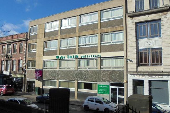 Thumbnail Office to let in 6 Campo Lane, Sheffield, South Yorkshire