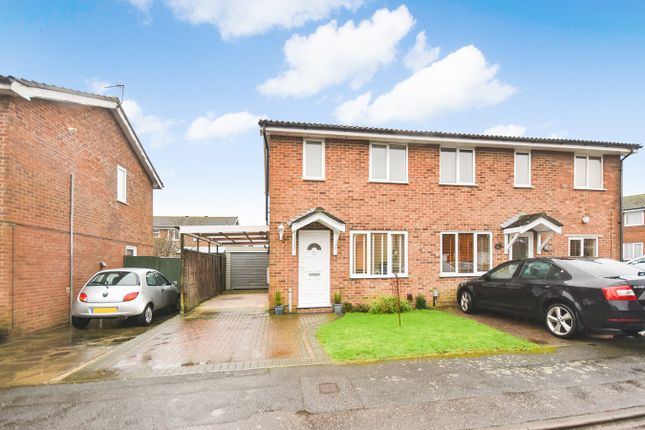 2 bed semi-detached house for sale in Wood Cottage Lane, Folkestone CT19