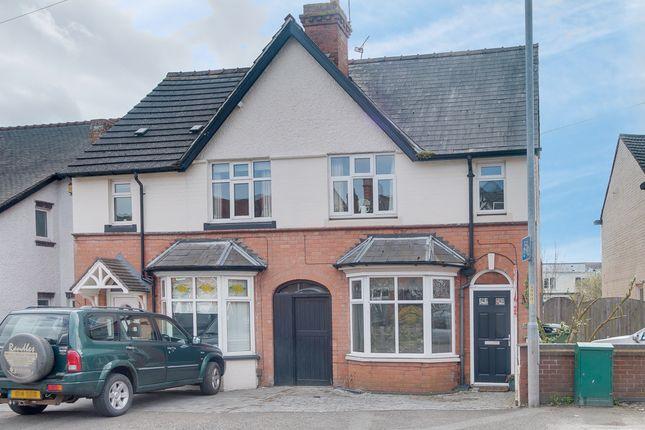 Thumbnail Semi-detached house for sale in Birchfield Road, Headless Cross, Redditch