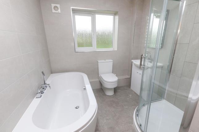 Bathroom of Cae Llan, Llangernyw, Abergele, Conwy LL22