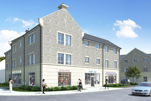 "Thumbnail Flat for sale in ""Somerset Apartments - First Floor 2 Bed"" at Church Street, Radstock"