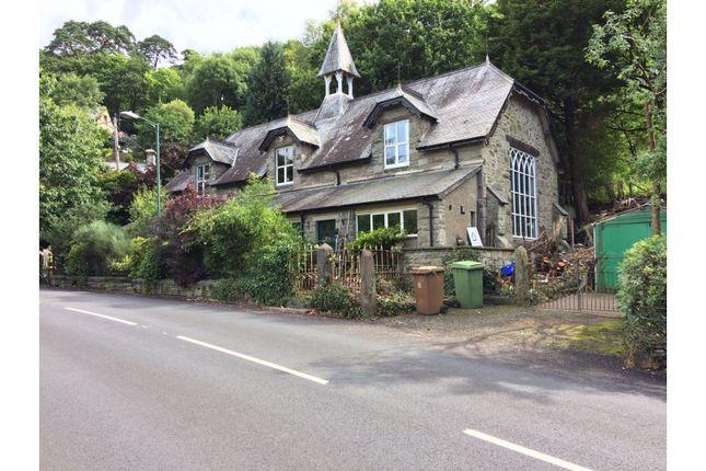 Thumbnail Detached house for sale in Maentwrog, Blaenau Ffestiniog