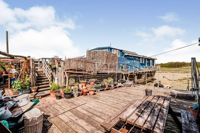Thumbnail Houseboat for sale in Lower Beach Road, Shoreham-By-Sea