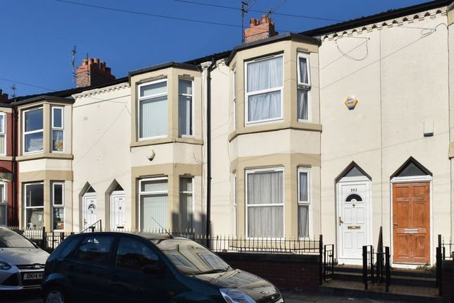Thumbnail Terraced house for sale in Paterson Street, Birkenhead