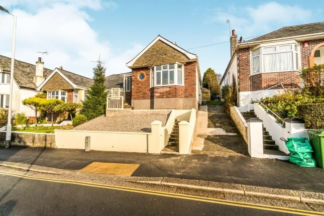 Thumbnail Bungalow for sale in Peverell, Plymouth, Devon