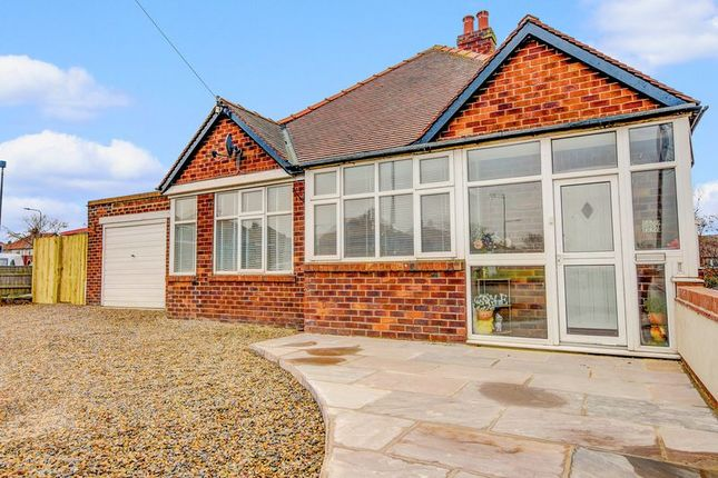 Thumbnail Detached bungalow for sale in Love Lane, Whitby