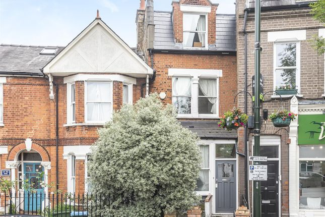 Thumbnail 5 bedroom terraced house for sale in Crown Road, St Margarets, Twickenham