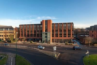 Thumbnail Office to let in 4th Floor Griffin House, 135 High Street, Crawley