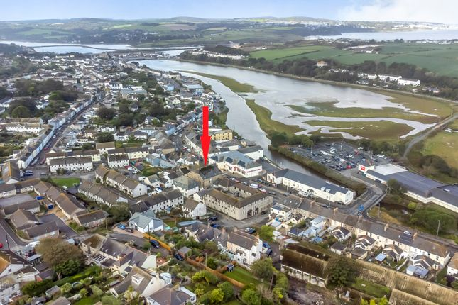 Thumbnail Flat for sale in Market Square, Hayle