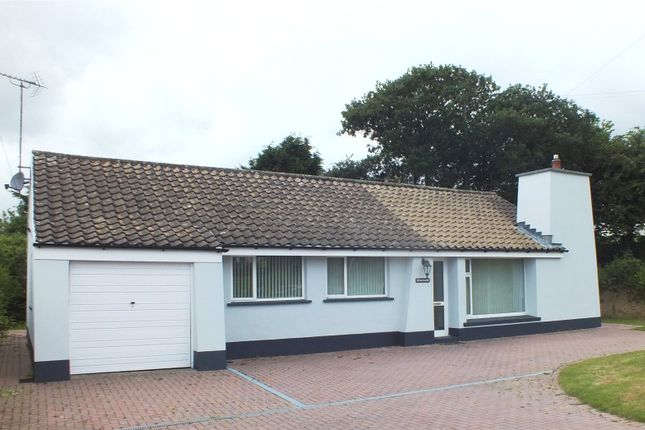 Detached bungalow for sale in Troodos, Ryelands Lane, Kilgetty, Pembrokeshire