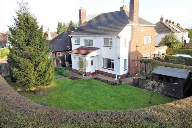 Thumbnail Detached house for sale in Hawton Road, Newark