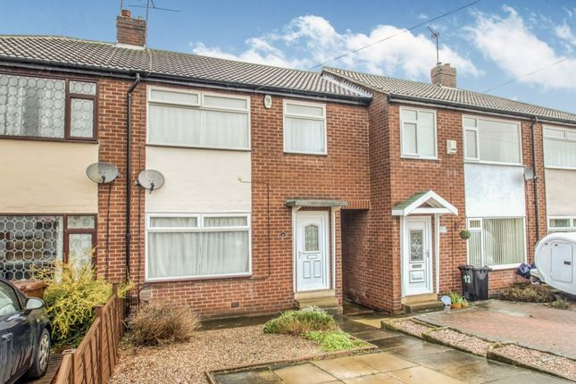 Thumbnail Terraced house to rent in Wesley Garth, Leeds