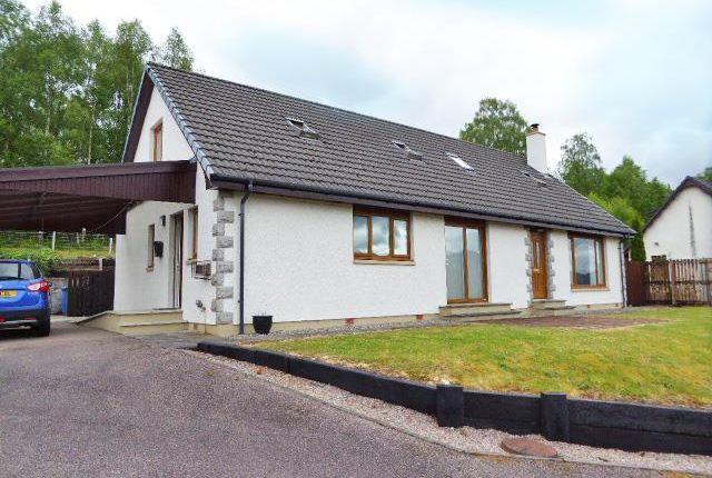Thumbnail Detached house for sale in 5 West Tirindrish, Spean Bridge, Nr Fort William