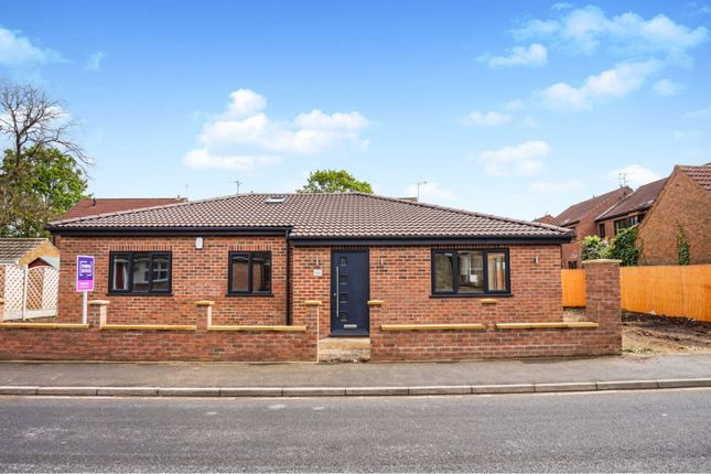 Thumbnail Detached bungalow for sale in Broughton Way, York