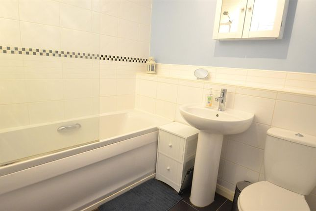 Bathroom of Lace Makers Close, Borrowash, Derby DE72