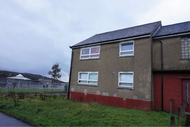 The Property of 61 Wren Road, Greenock PA16