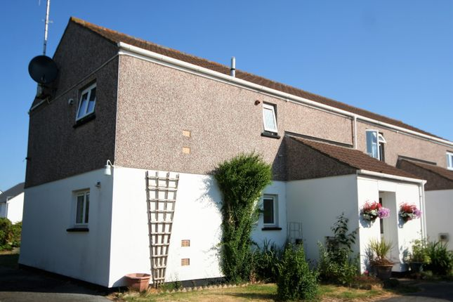 Thumbnail Flat for sale in Pollards Close, Goonhavern, Truro