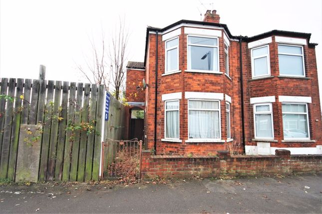 Thumbnail Semi-detached house for sale in Aberdeen Street, Hull