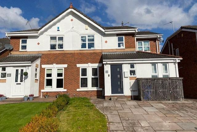Thumbnail Semi-detached house for sale in Chestnut Fold, Radcliffe, Manchester