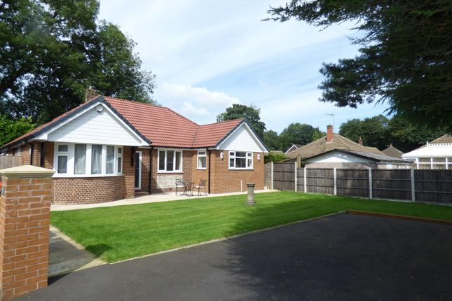 Thumbnail Detached bungalow for sale in St. Peters Road, Bury