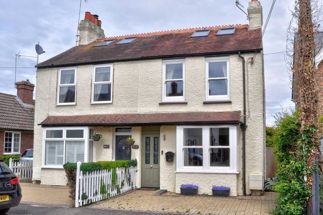 4 bed semi-detached house for sale in Newtown Road, Marlow - Stunning Period Home SL7
