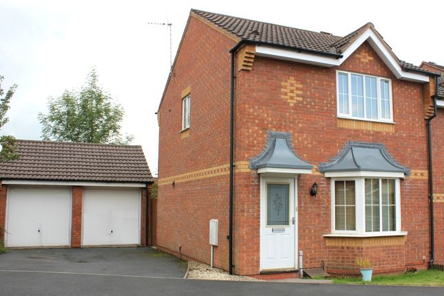 Thumbnail Semi-detached house to rent in Shireland Lane, Redditch