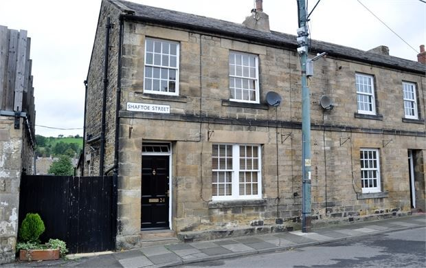 Thumbnail End terrace house for sale in Shaftoe Street, Haydon Bridge