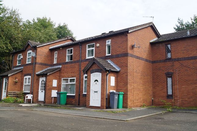 Thumbnail Terraced house for sale in Bracewell Close, Manchester