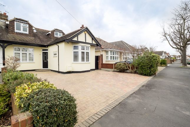 Thumbnail Semi-detached house for sale in Dorian Road, Hornchurch