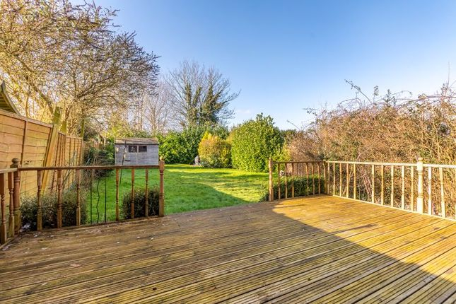 Decking of Stowe Road, Orpington BR6