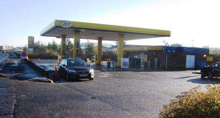 Thumbnail Commercial property for sale in Galston Service Station, Galston