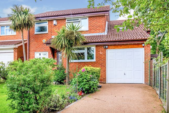 Thumbnail Detached house for sale in Swift Hollow, Southampton