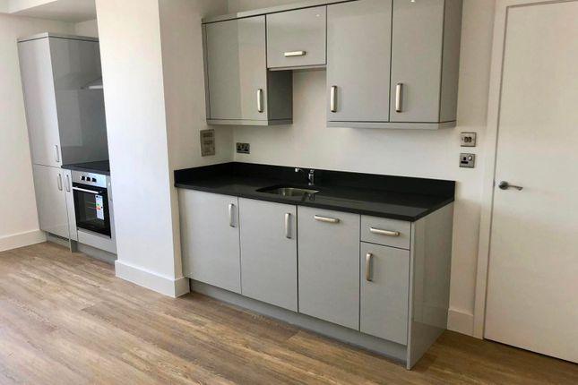 Thumbnail Flat to rent in Dane Street, Bedford